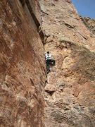 Rock Climbing Photo: Brooke Munson