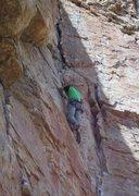 Rock Climbing Photo: Chase Yarbrough