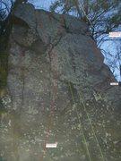 Rock Climbing Photo: Dark Wall - Soul Food and Sam