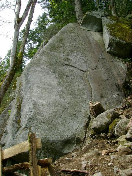 Rock Climbing Photo: Big Love