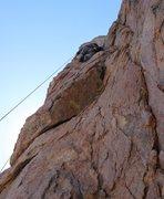 Climbing Coyote Crag