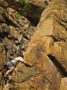 Rock Climbing Photo: hcr arete
