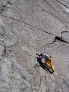 Rock Climbing Photo: lower apron - center stage