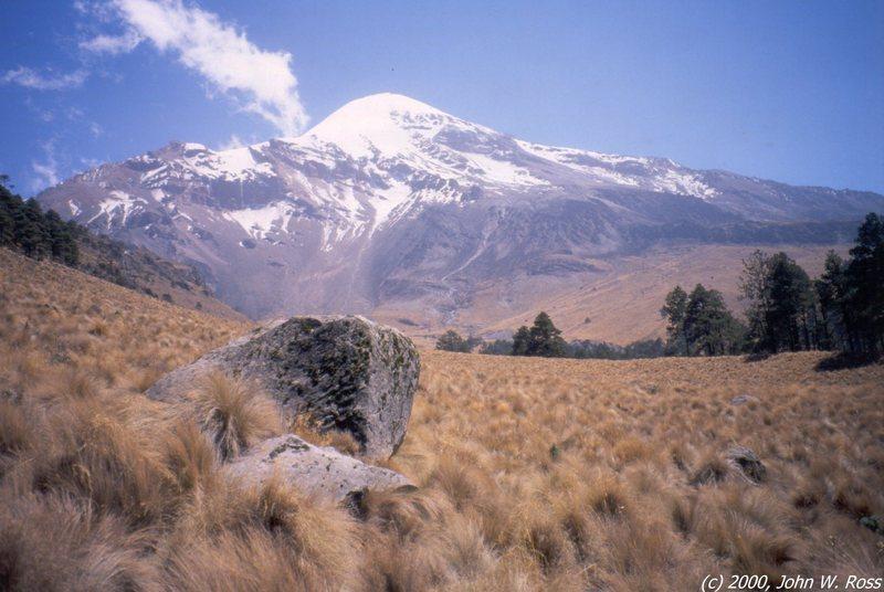 Rock Climbing Photo: Pico de Orizaba, Mexico