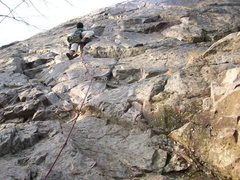 Rock Climbing Photo: On the Go...