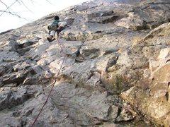 Rock Climbing Photo: On the Go...