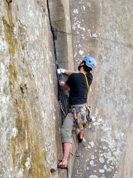 Rock Climbing Photo: Autumn, Long Wall, Red River Gorge
