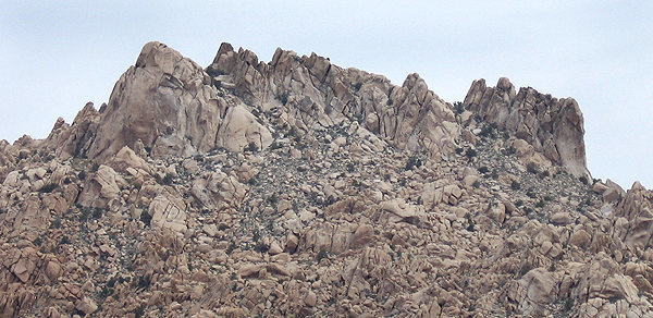 Lots of rock.<br> Photo by Blitzo.