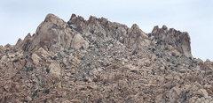 Rock Climbing Photo: Lots of rock. Photo by Blitzo.