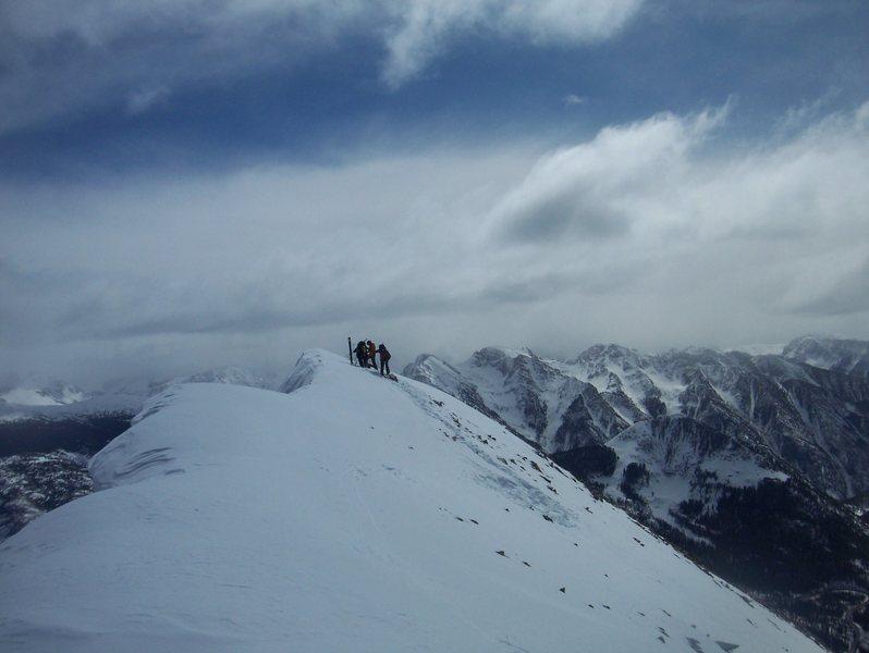 Summit of Engineer Mtn.