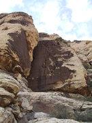 Rock Climbing Photo: Supra Ultra Wall