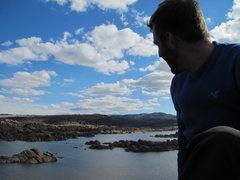 Rock Climbing Photo: granite dells/watson lake