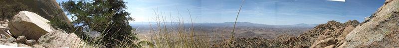 Rock Climbing Photo: sheepshead panorama