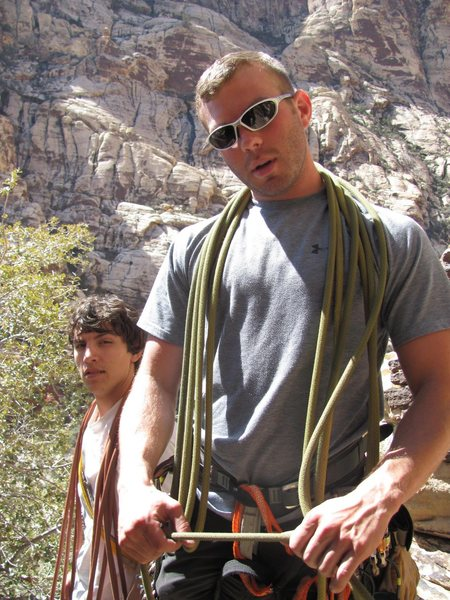 Rock Climbing Photo: where we goin?
