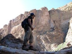 Rock Climbing Photo: the supes