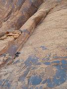 Rock Climbing Photo: Seibernetics