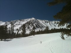 Rock Climbing Photo: Jepson Peak two weeks ago