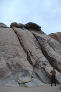Rock Climbing Photo: Nathan with me on belay. The 1st of our ROWCC 10 C...
