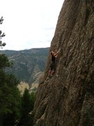 Rock Climbing Photo: The Monestary in Colorado