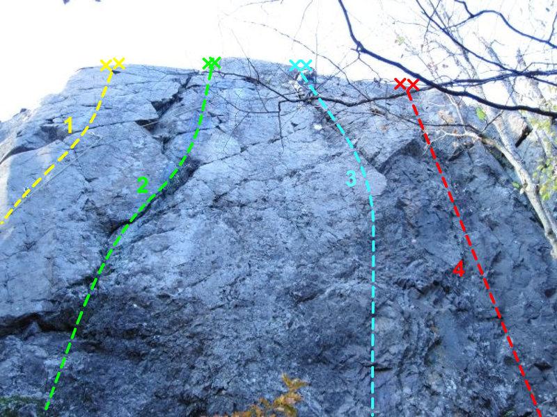 Rock Climbing Photo: 1.)Scrotum  2.)Arbor Day  3.)5th Grade Science Pro...
