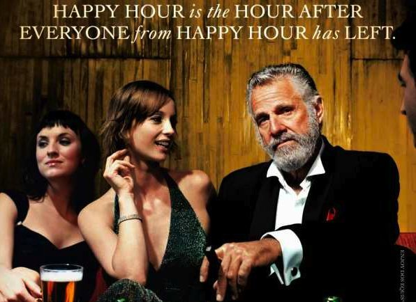 The most interesting man in the world!