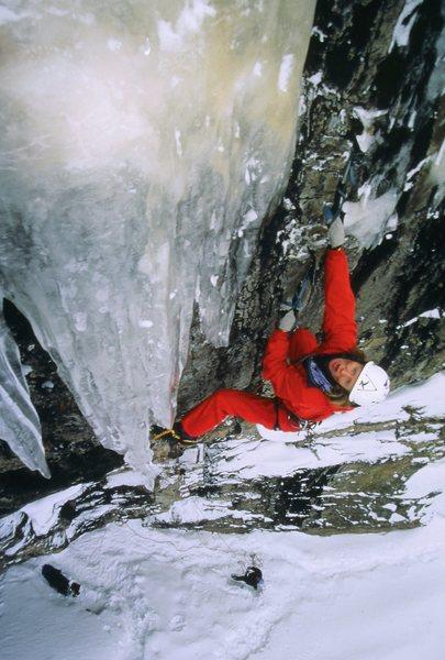 Rock Climbing Photo: blade runner m8+ RMNP