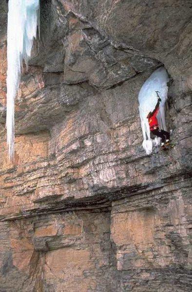 Rock Climbing Photo: amphibian before leashless!