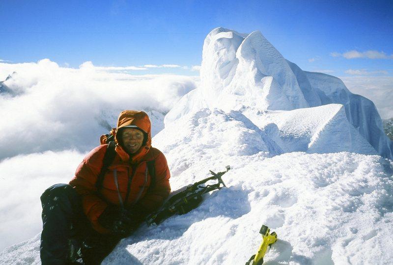 summit aplamayo peru