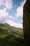 Rock Climbing Photo: uk cragging