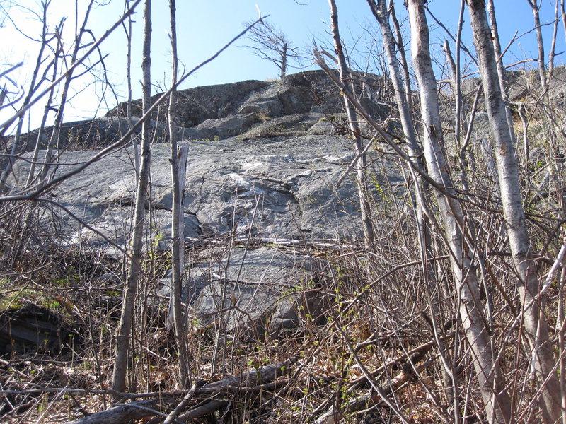 Summit Ledges west.