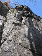 Rock Climbing Photo: East and below Freedonia