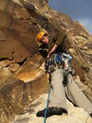 Rock Climbing Photo: on Epinephrine