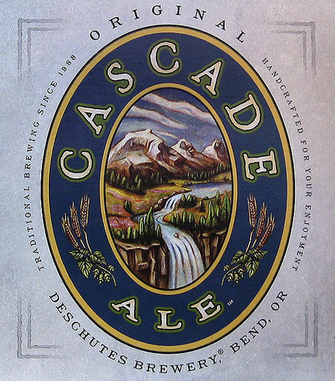 Rock Climbing Photo: Cascade Ale. Photo by Blitzo.