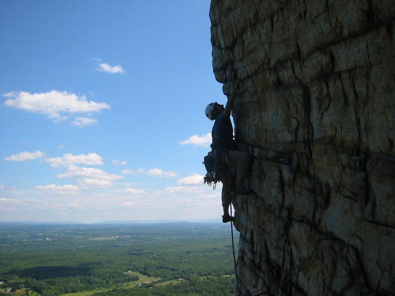 Rock Climbing Photo: At the Gunks