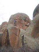 Rock Climbing Photo: Dos Hombres