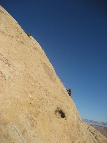 Rock Climbing Photo: side