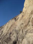 Rock Climbing Photo: CT
