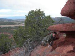 Rock Climbing Photo: ,