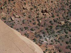 Rock Climbing Photo: top of independence