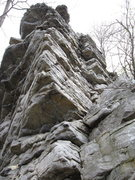 Rock Climbing Photo: Argo Rock Arete.