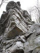 Rock Climbing Photo: Argo Rock Arete.