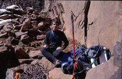 March 2000, Roof Routes.  'Not sure what we were doing with that ridiculous stick clip....