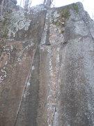 Rock Climbing Photo: lady finger
