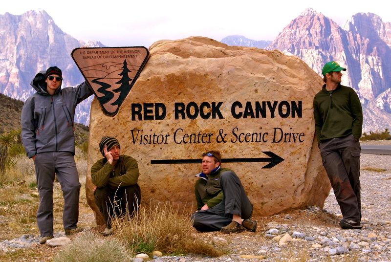 Rock Climbing Photo: a magical area