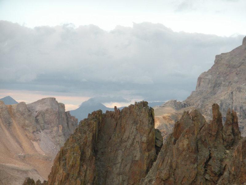 Mt. Sneffels - Aug. 2009
