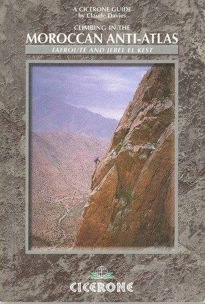 The Guide book to the Moroccan Anti- Atlas ,by Claude Davies
