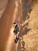 Rock Climbing Photo: Indian Creek fun