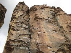 Rock Climbing Photo: Don Coyote & Dance of the Shaman