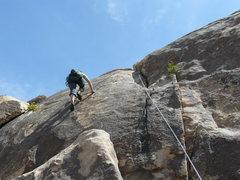 Rock Climbing Photo: Beth Shilliday on Proof of Life.