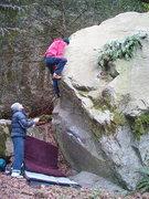 Rock Climbing Photo: Mini Blade